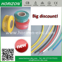Factory wholesales price Heat Shrink Tube colorful pvc shrink sleeve