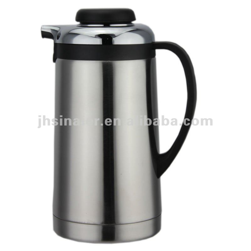 HY-CP307 Metal body thermos flask/ vacuum flask thermos coffee pots