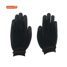 SHINEHOO PU Palm Polyester Gloves For Light Work