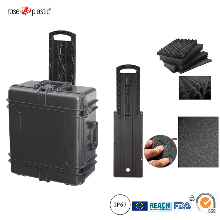 Carrying military waterproof gun case RC-PS 460 TR