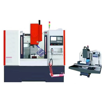 Mini VMC CNC milling machine 5 axis metal with price