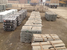 Factory hot sale high grade zinc ingot recycled