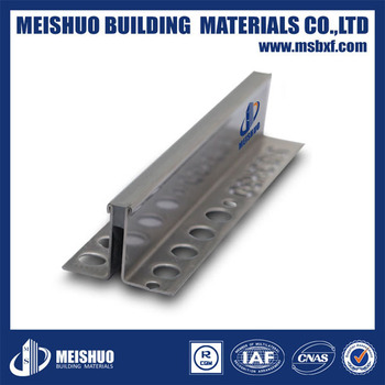 Marble Stainless Steel movement joints/Control Joint/Expansion Joint/tile movement joints