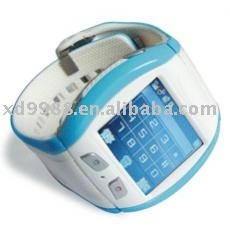 Q007 wholesale watch phone with OEM and GSM