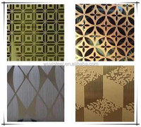 304 decorative stainless steel sheet metal