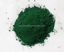 Outdoor powder coating 570 Iron Oxide Green