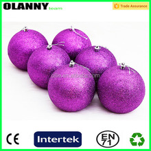 new arrival portable made in china wholesale shatterproof christmas ball ornaments