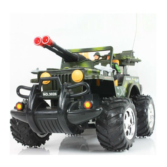 rb-058026 RC missile launching vanguard toy