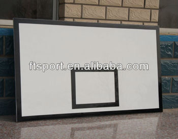 Indoor Plywood Basketball Backboard With Glassfiber Cover(3 Years Warranty)