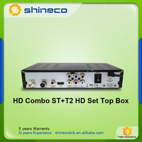 HD Combo dvb-s2 dvb-t2 Satellite Receiver
