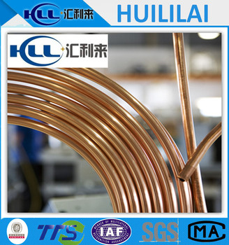 air conditioner copper coil pipe C12300	,copper pipe price per meter