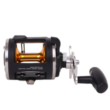 Hot Sale New China Saltwater Trolling Fishing Reel with Gear Ratio 6.3:1