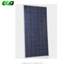 125mm*125mm solar cells polycrystalline silicon solar panel 210w