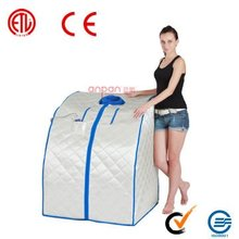 wholesale portable dry heated home therapy american sauna set