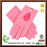 ladies summer driver driving leather glove