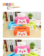 Top Selling animal tissue box wholesale /Eco-Friendly rectangle tissue box holders
