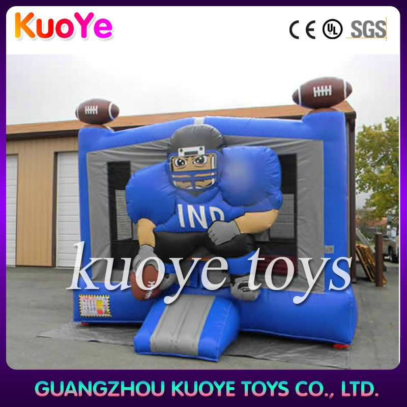 inflatable football bouncer,children inflatable jumper,China bouncy bouncer