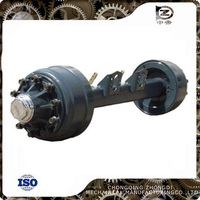 Hot Sale German Axle United Trailer Parts Axle For Trailer