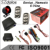 New updated rolling code car alarm system with original remote control hot in South America market
