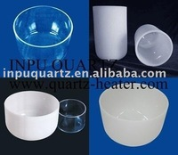 Quartz glass ware (Milky and clear )