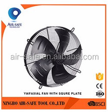 axial fan with external rotor motor 250-900MM