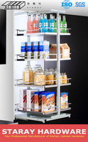 Kitchen Pantry and Tall Cabinet Organizers