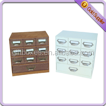 cardboard paper organizer box - drawing box