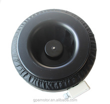 Custom Small Size Ventilation Coil Battery Operated Exhaust Centrifugal Fan