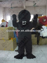black monkey and ape masot costumes NO.3900