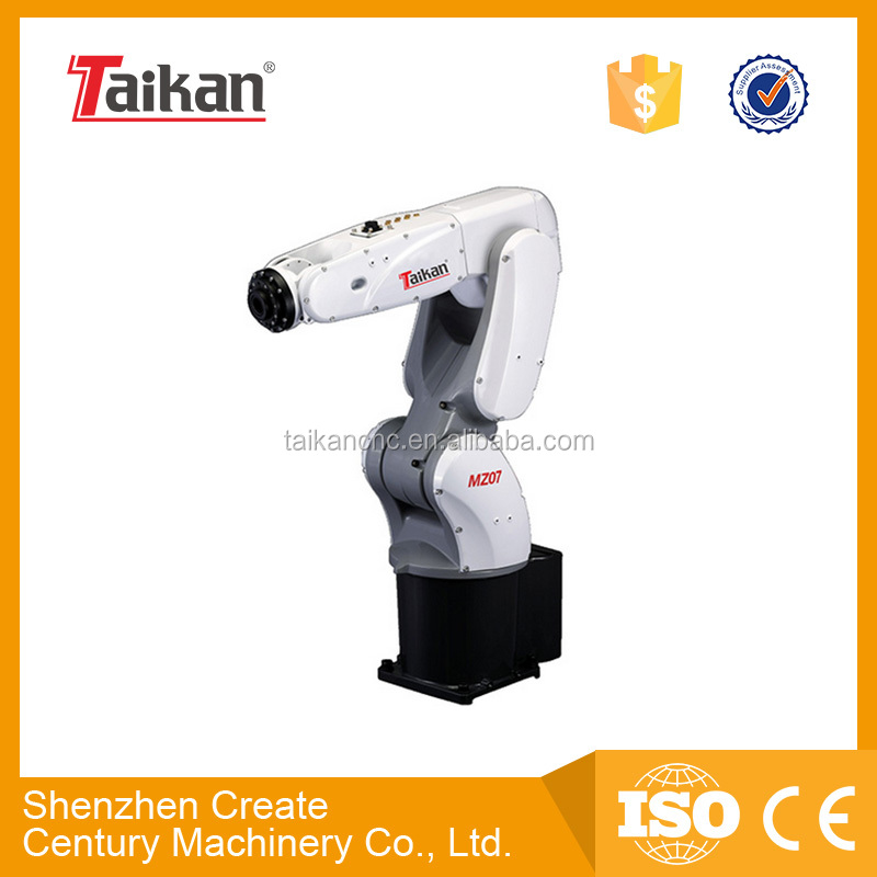 High performance price rate Intelligent Industrial Robot with high quality