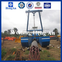 River Sand Dredging Equipment