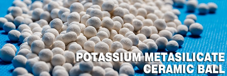 CM-APO06 Potassium metasilicate ceramic ball