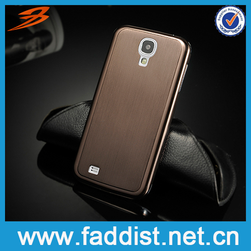 Metal mobile case for galaxy s 4 samsung i9500 case