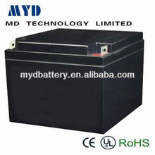 12V 20Ah Lead-acid battery