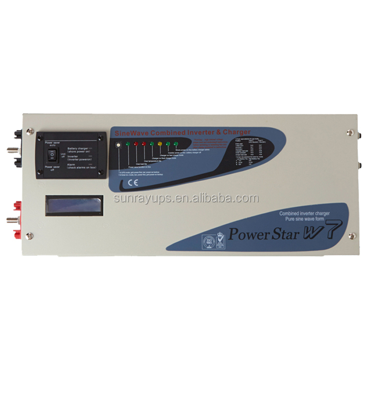 High quality power inverter 220V input voltage and single output type 3000W 6000W 8000W