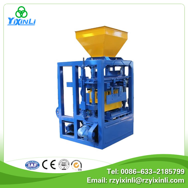 price list of concrete block making machine price in pakistan