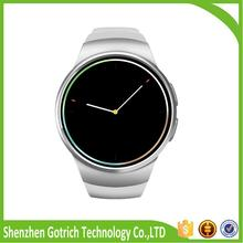 cheap gifts smart watch dual sim kw18 3g android 4.4 watch phone with surprising price