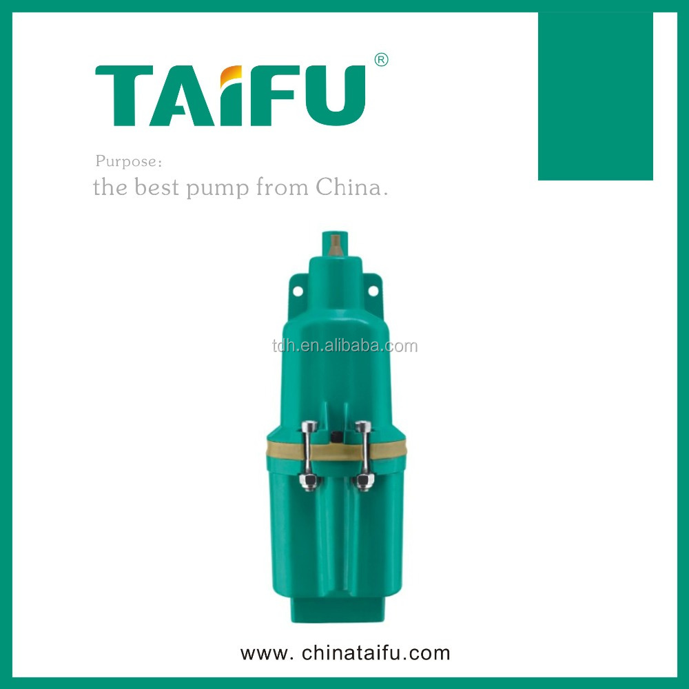 TVM60 2015 TAIFU new small electric submersible vibration water pump
