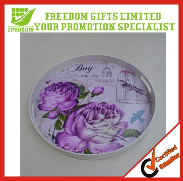 Customized Top Quality Serving Plastic Tray