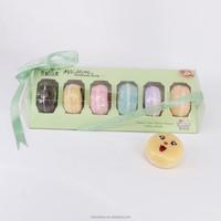 Natural olive oil bath soap, wholesale bath soap gift packaging set