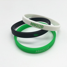 Free samples silicone bracelet cheap price silicone wristband