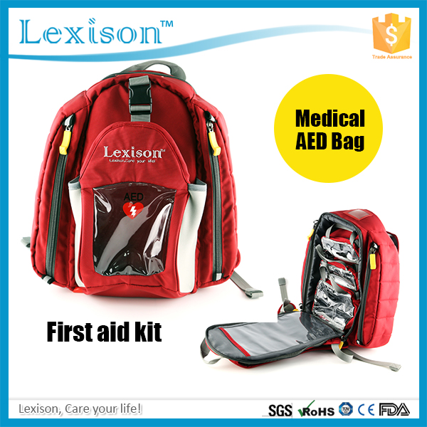 Medical bag first aid emergency backpack First Aid Kit Survival