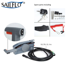 SAILFLO OEM Side Mount <strong>Remote</strong> Control Kit 703-48207-1B-<strong>10</strong>, 703-48207-17-<strong>10</strong>, 703-48207-1A-<strong>10</strong>