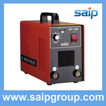 2013 NEW Portable ARC/MIG/TIG welding machine parts and function