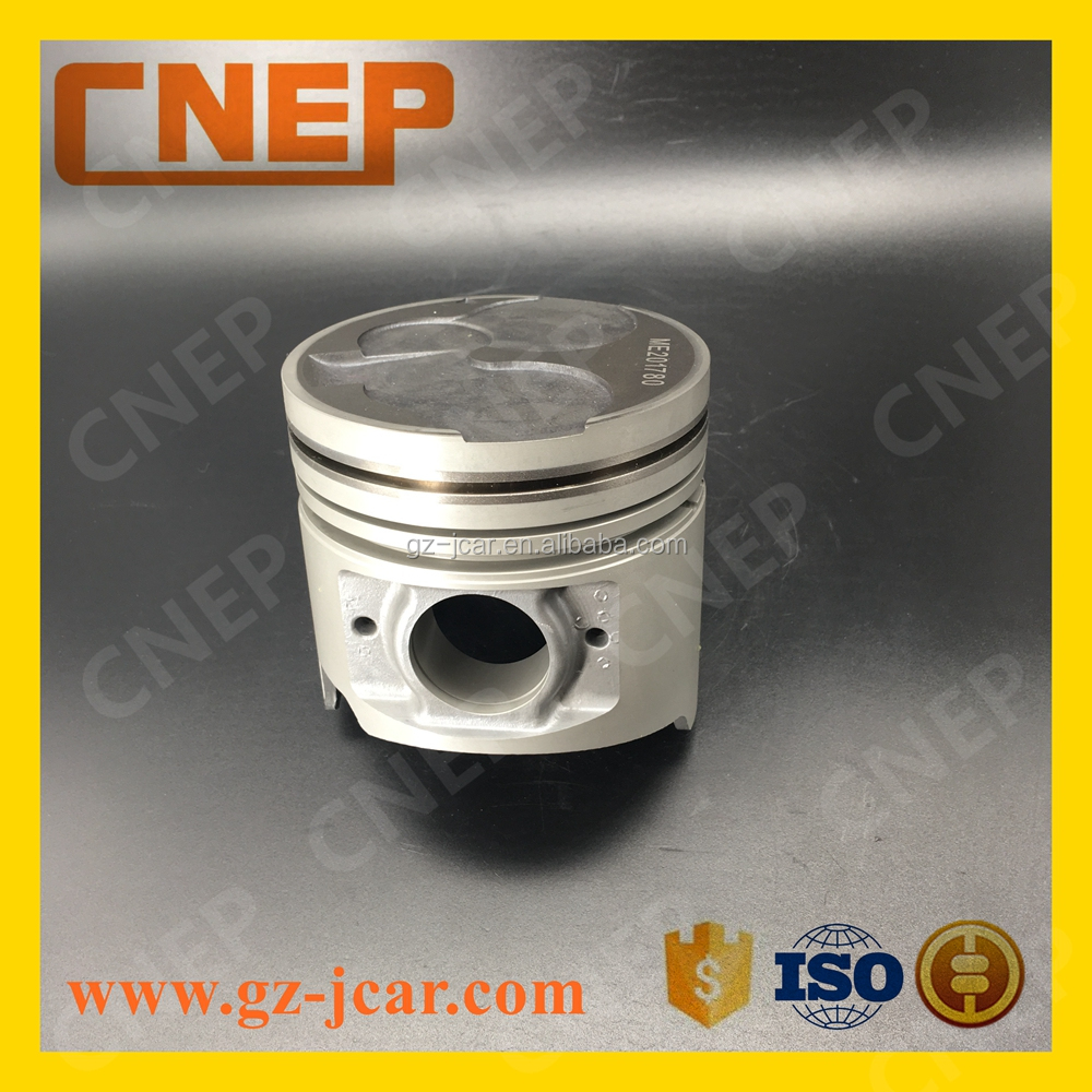 Wholesale Japanese Used Hino Parts Racing Forged Piston For Car Engine EM100