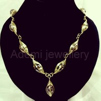 ademi jewellery gold