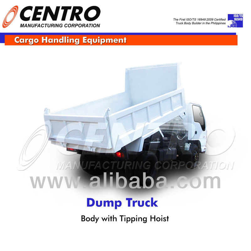 Brand New Dump Truck Body with Tipping Hoist (Call: 480-6557)