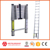 3.8m telescopic ladder,easy folding ladder, telescopic extension ladder