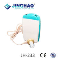 2014 china wholesale pocket deaf hearing aids earphone cyber sonic