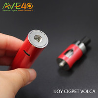 IJOY Cigpet Volca 1500mAh Starter Kit VS Joyetech eGo ONE CT Kit - 1100mAh